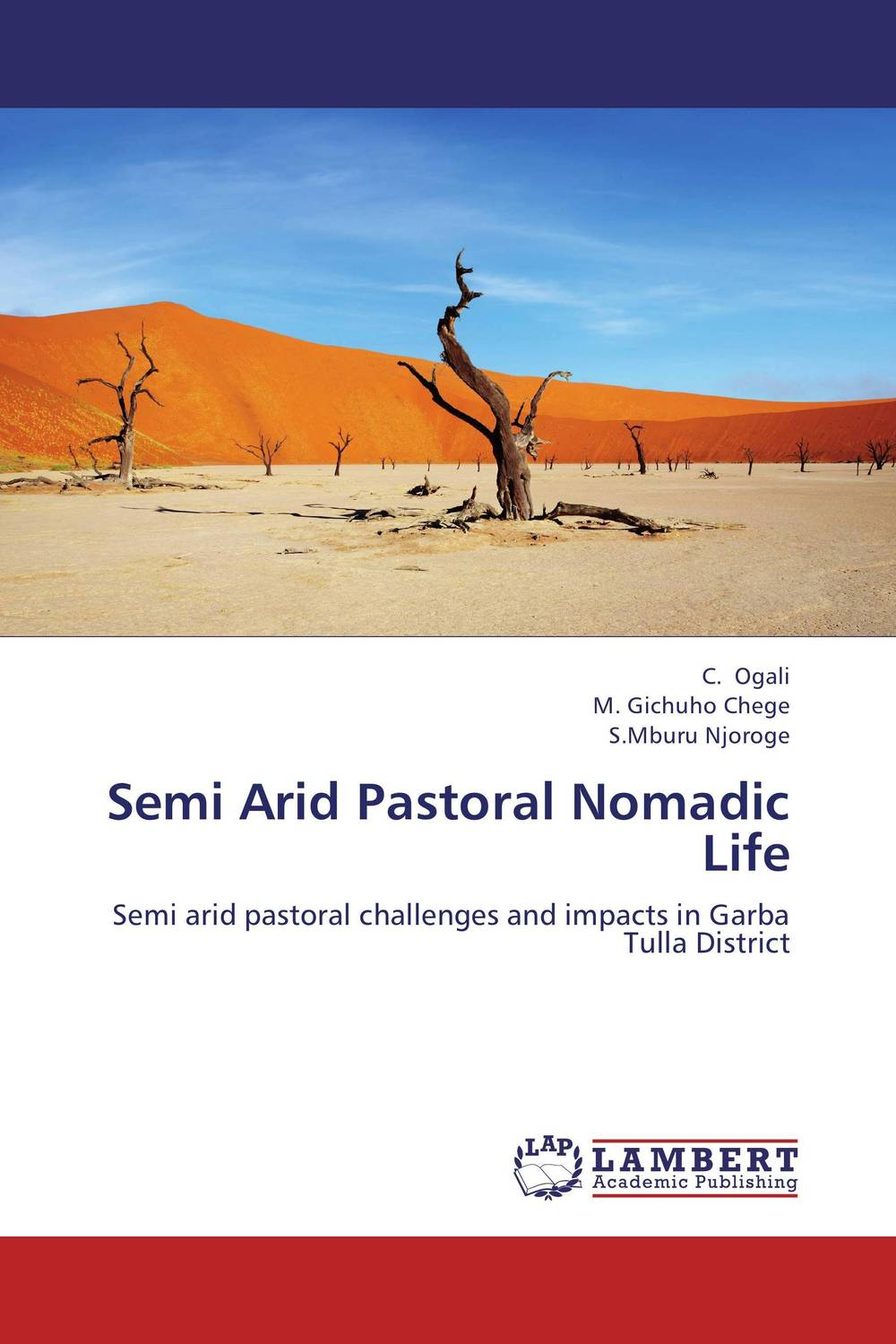 Semi Arid Pastoral Nomadic Life farm level adoption of water system innovations in semi arid areas
