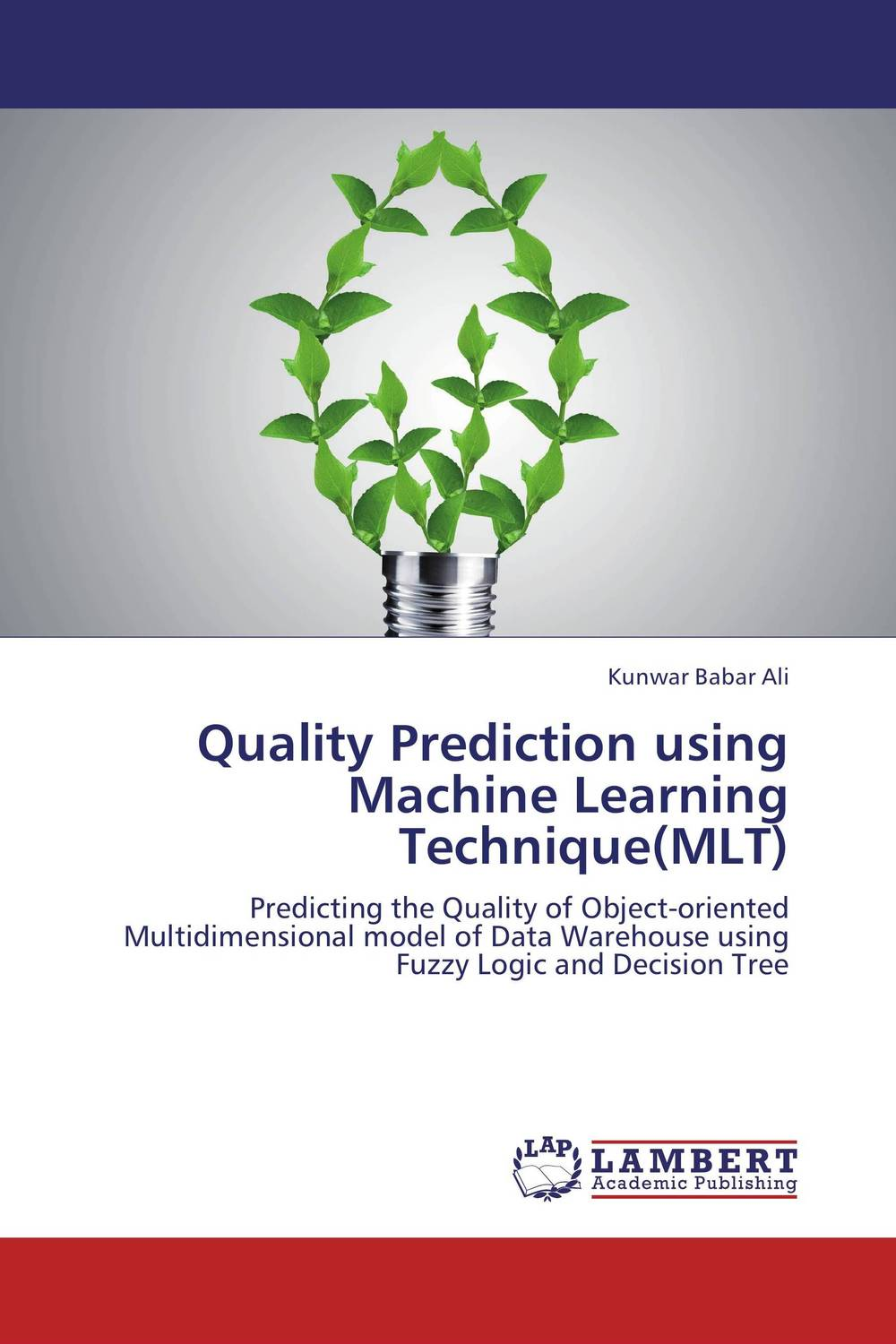 Quality Prediction using Machine Learning Technique(MLT) a sobering book explanation of the book of ecclesiastes