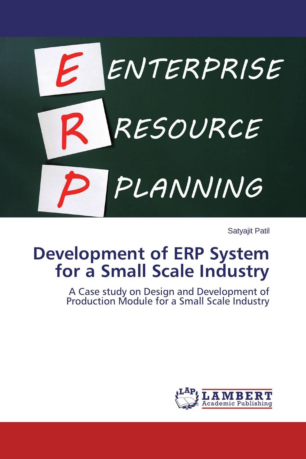 Development of ERP System for a Small Scale Industry development of a computational interface for small hydropower plant
