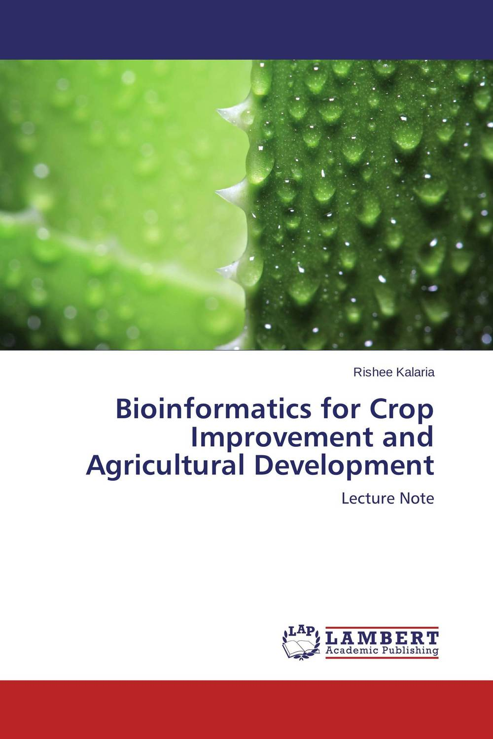 Bioinformatics for Crop Improvement and Agricultural Development купить