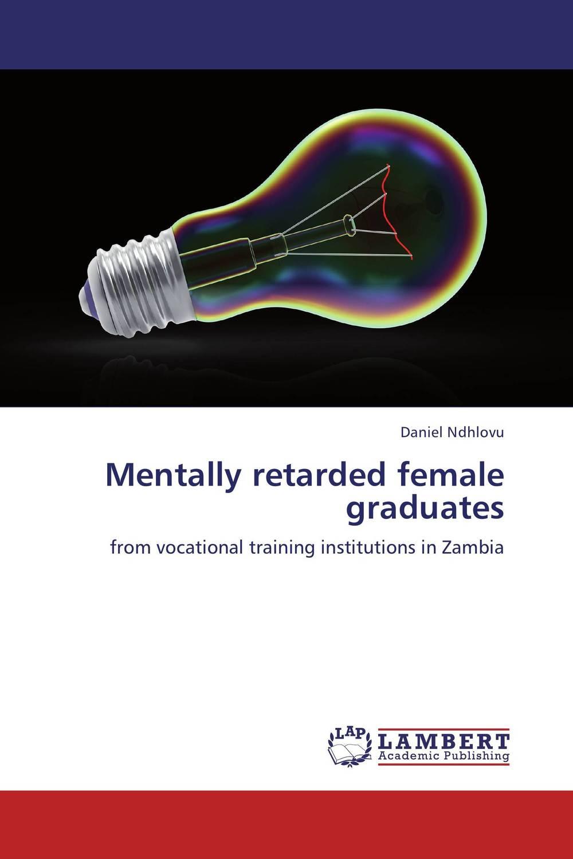 Mentally retarded female graduates