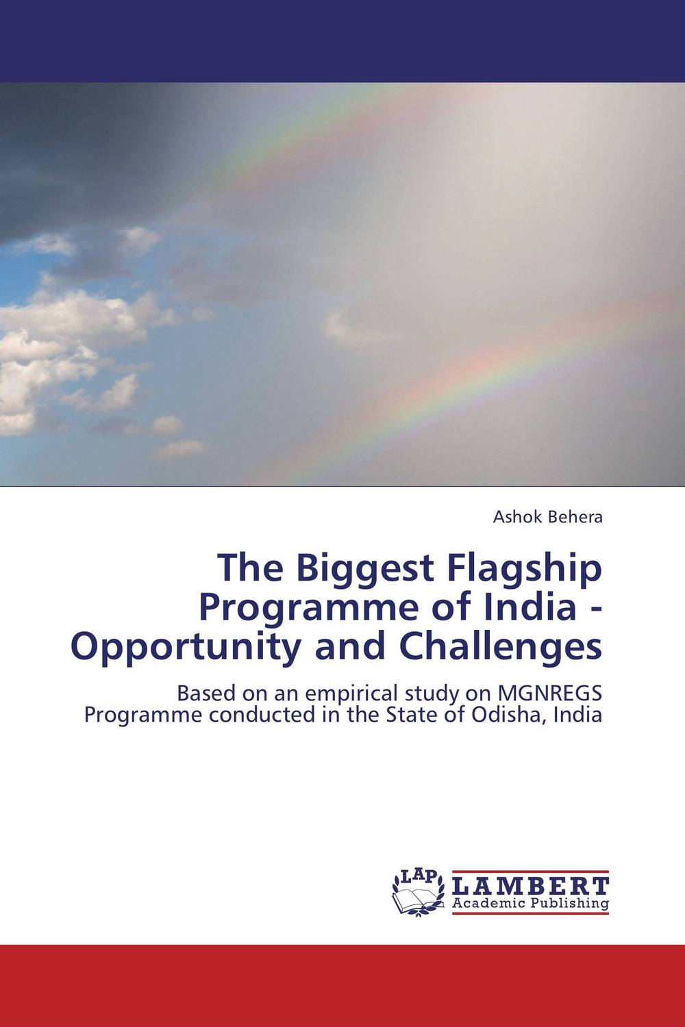 The Biggest Flagship Programme of India - Opportunity and Challenges салфетки heart of india 200 5