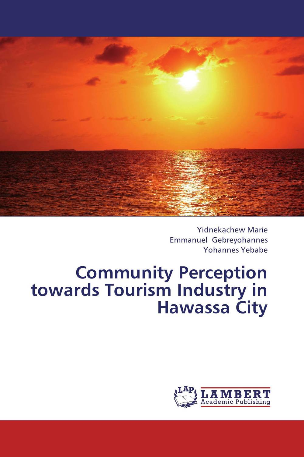 Community Perception towards Tourism Industry in Hawassa City dr pranam dhar and monalisa maity growth of travel and tourism industry