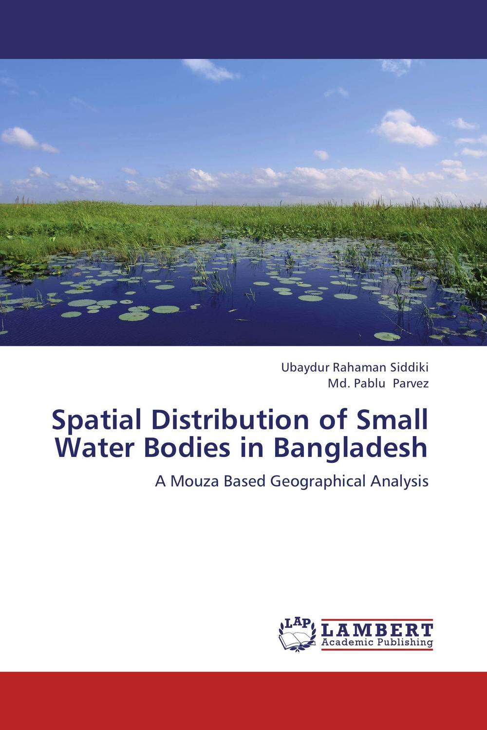 Spatial Distribution of Small Water Bodies in Bangladesh bride of the water god v 3