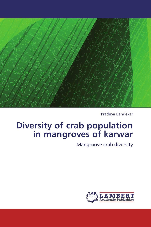 Diversity of crab population in mangroves of karwar