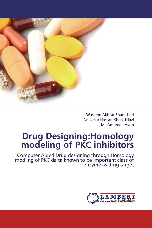 Drug Designing:Homology modeling of PKC inhibitors serine protease inhibitors