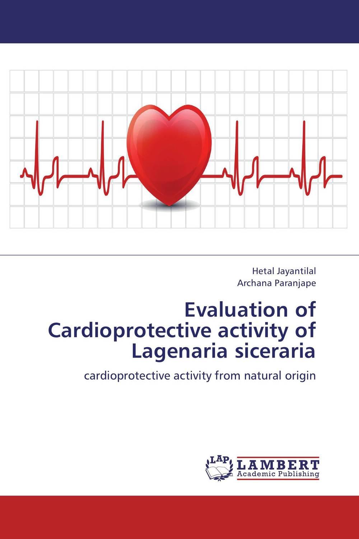 Evaluation of Cardioprotective activity of Lagenaria siceraria