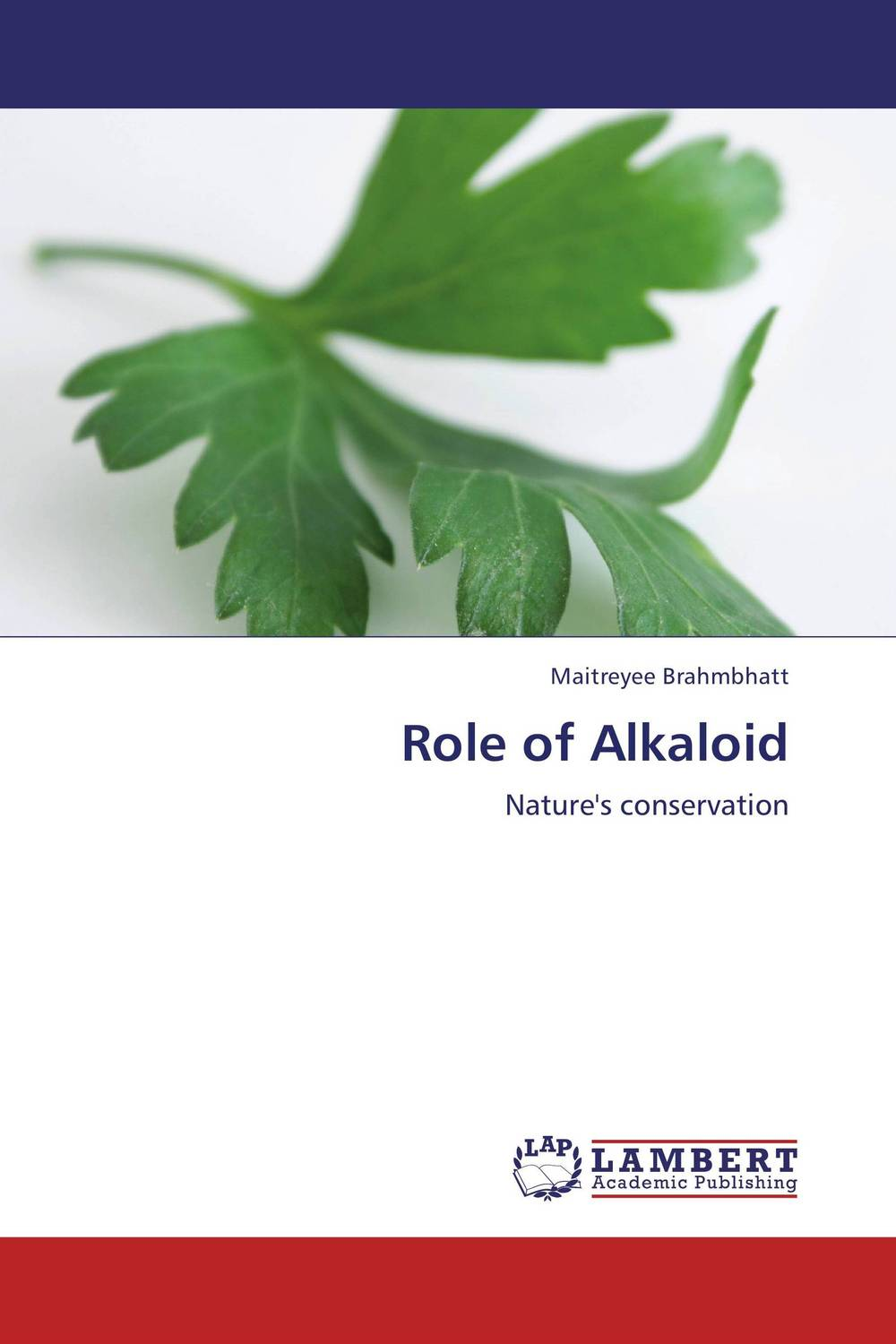 Role of Alkaloid seeing things as they are