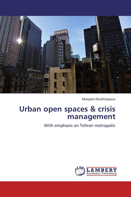 цена на Urban open spaces & crisis management