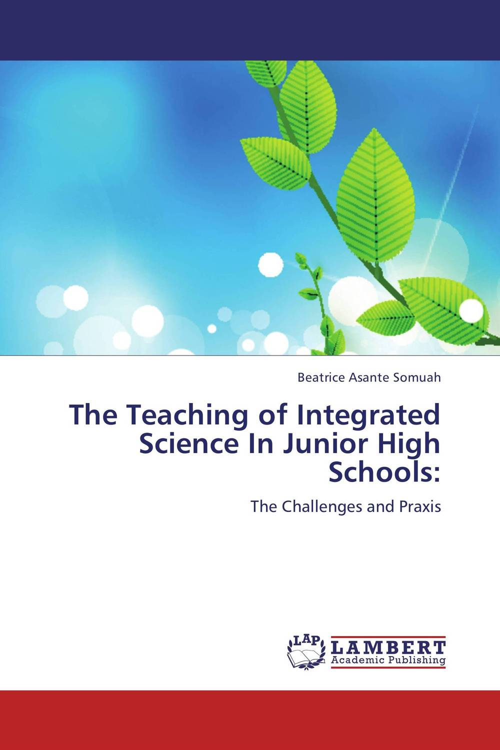 The Teaching of Integrated Science In Junior High Schools: