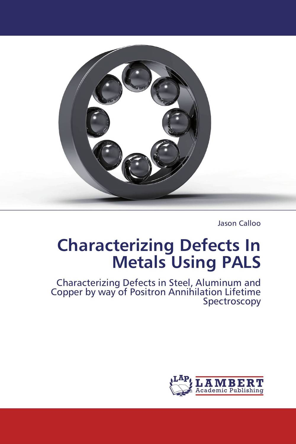 Characterizing Defects In Metals Using PALS o reilly product defects