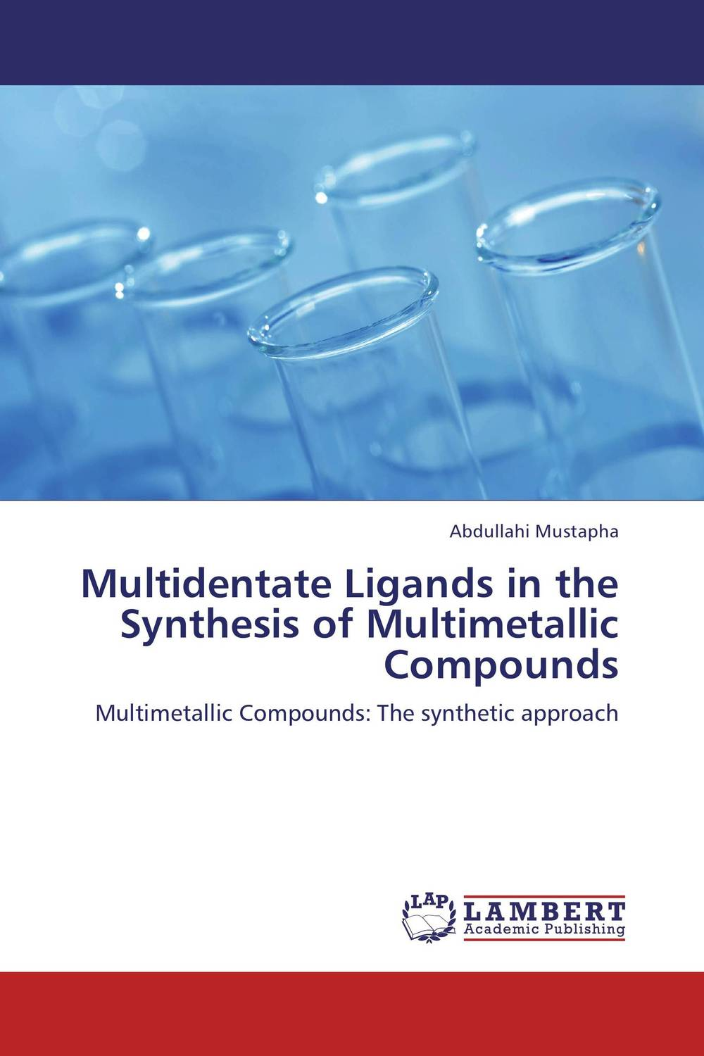 Multidentate Ligands in the Synthesis of Multimetallic Compounds the cage