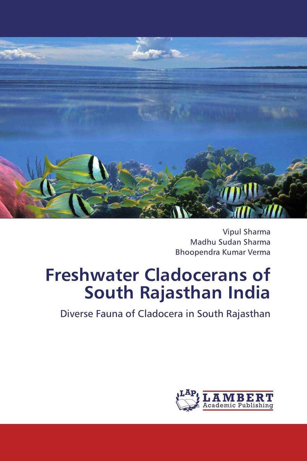 Freshwater Cladocerans of South Rajasthan India a guide to common freshwater crustacean zooplankton of egypt