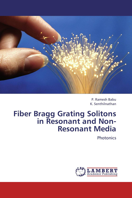 Fiber Bragg Grating Solitons in Resonant and Non-Resonant Media solitons in dna and biological implications
