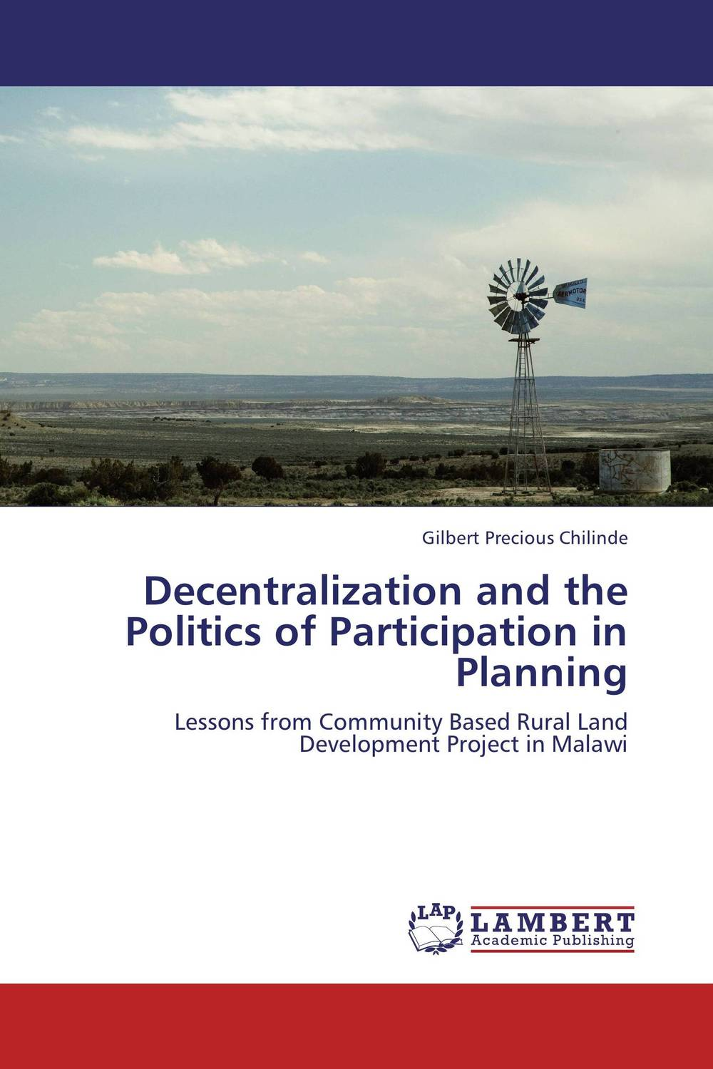Decentralization and the Politics of Participation in Planning driven to distraction