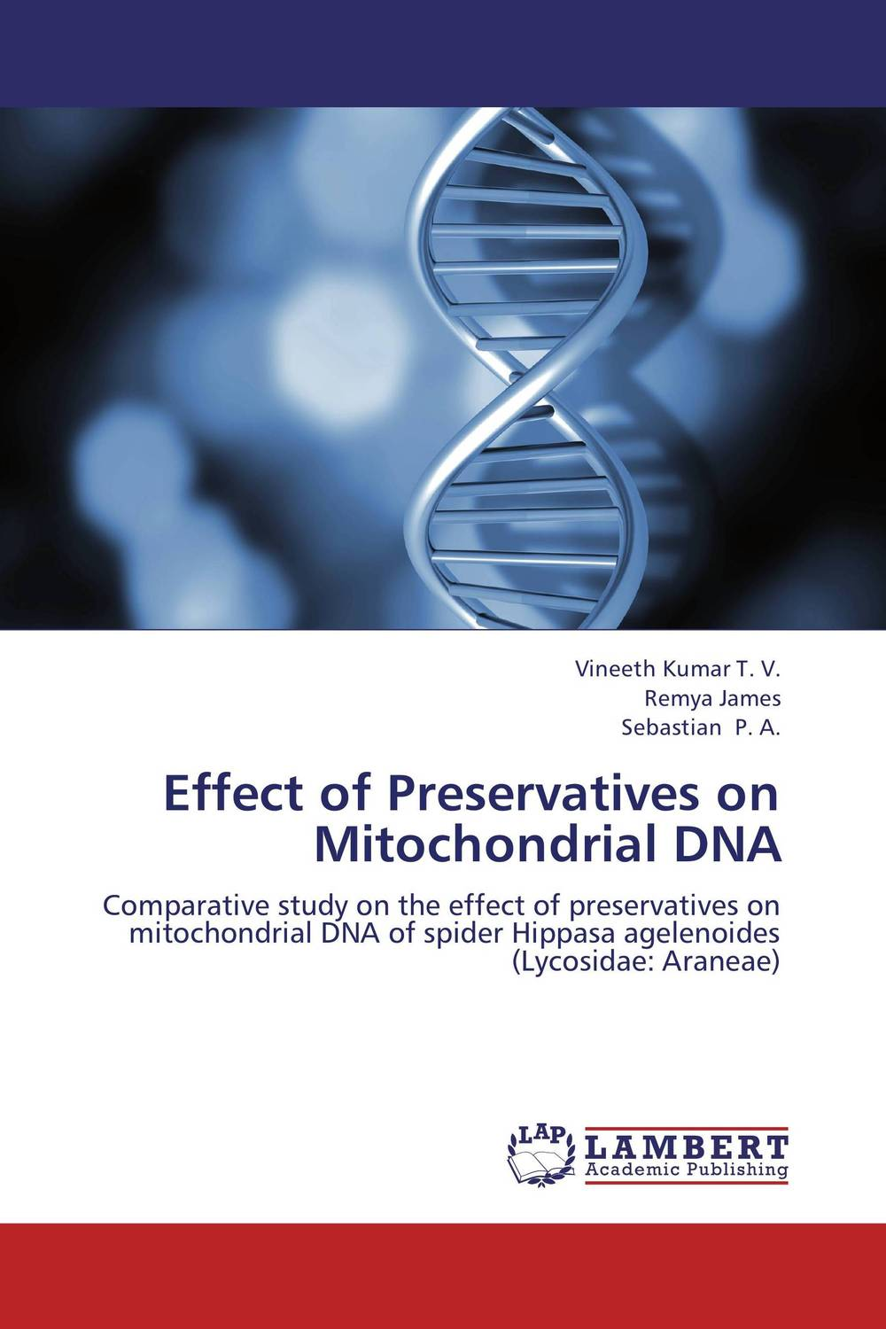 Effect of Preservatives on Mitochondrial DNA the role of dna damage and repair in cell aging 4