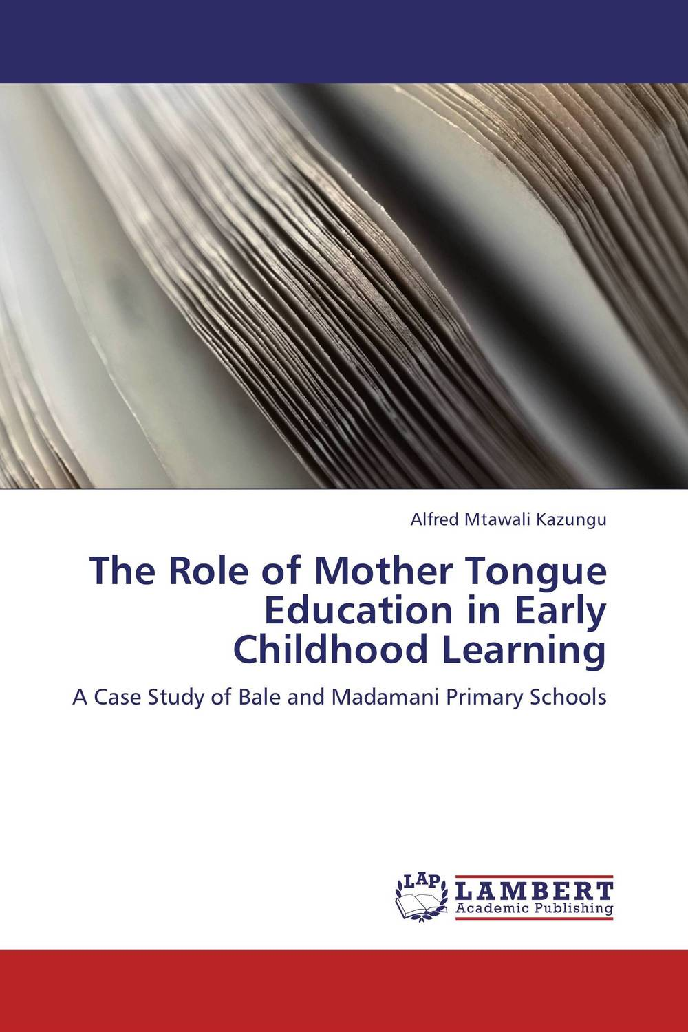 The Role of Mother Tongue Education in Early Childhood Learning the role of writing in undergraduate design education in the uk