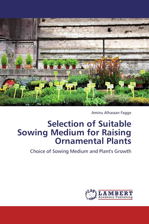 Selection of Suitable Sowing Medium for Raising Ornamental Plants handheld waterproof gardens plants flowers soil ph