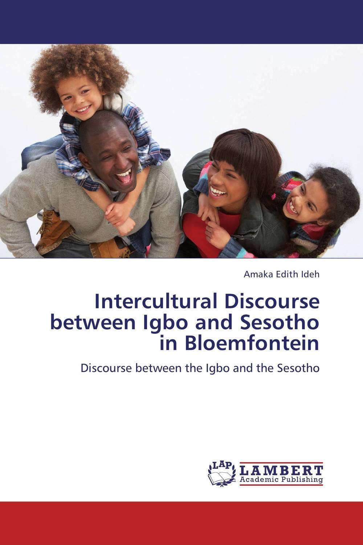 Intercultural Discourse between Igbo and Sesotho in Bloemfontein