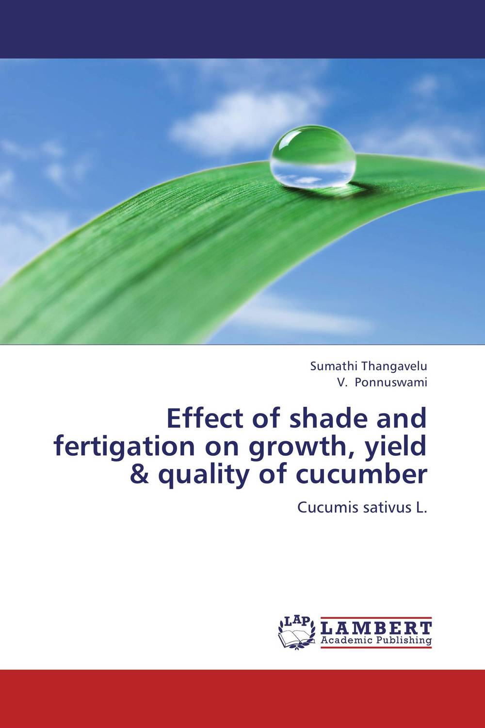 Effect of shade and fertigation on growth, yield & quality of cucumber usha rani m uma jyothi k and syam sundar reddy p study on effect of growth regulators and micronutrients on okra growth and yield of okra