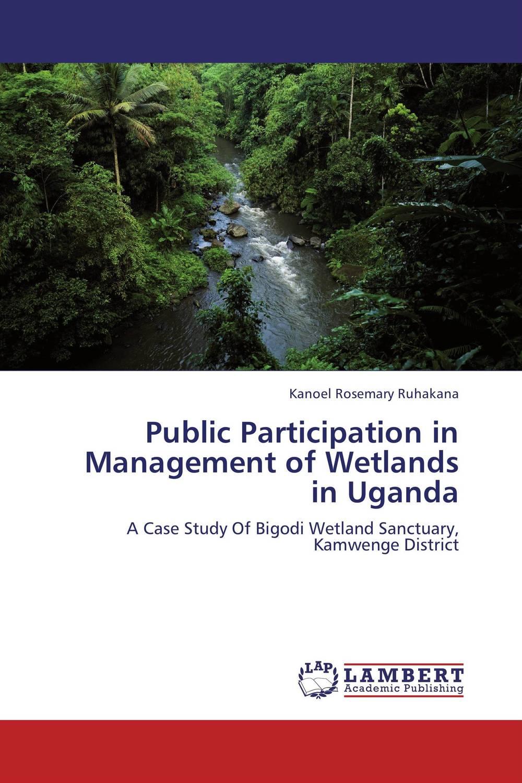 Public Participation in Management of Wetlands in Uganda management and users participation in low cost flat