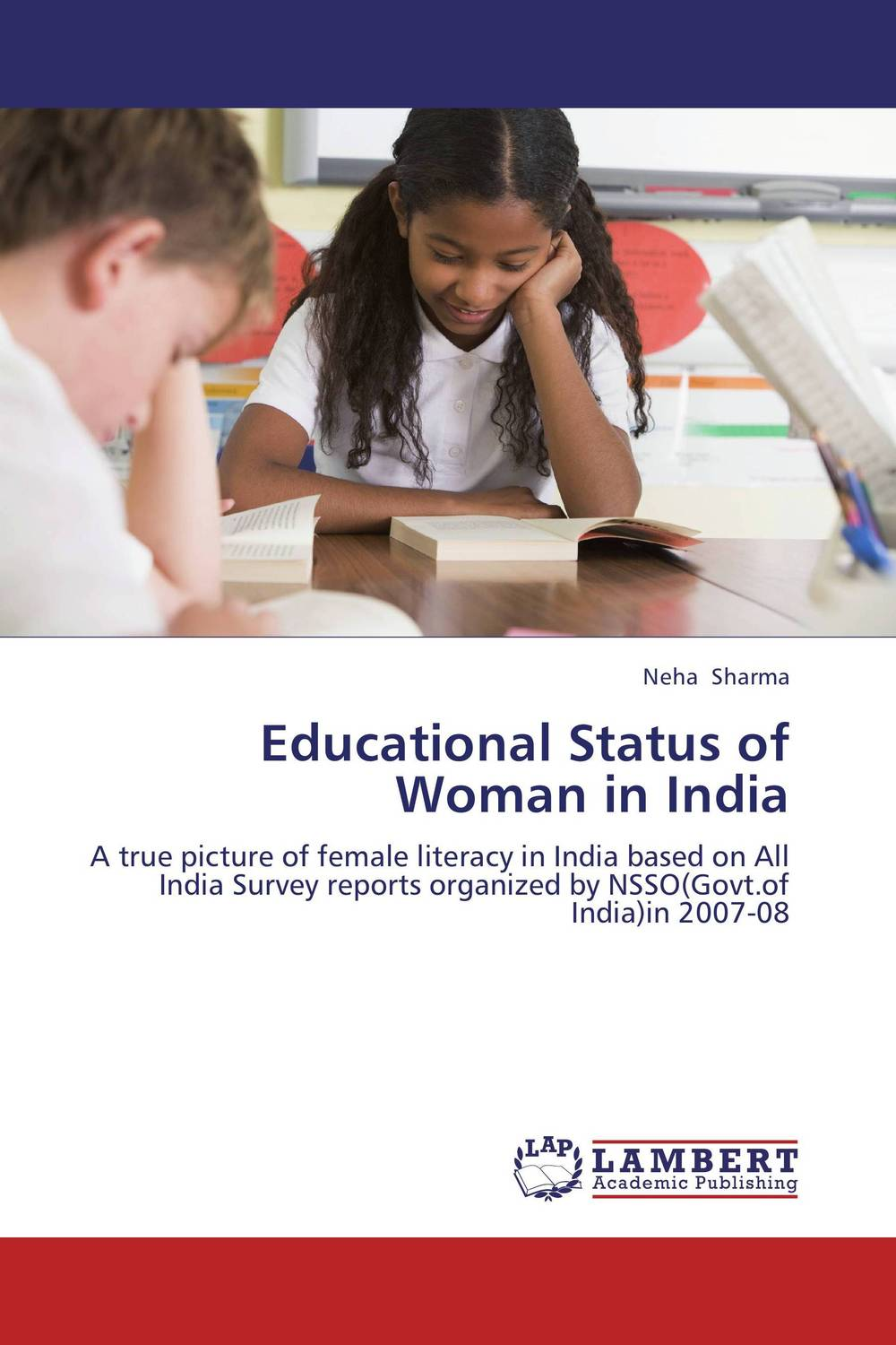 Educational Status of Woman in India салфетки heart of india 200 5
