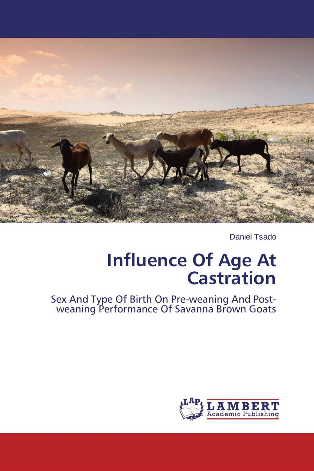 Influence Of Age At Castration the second media age