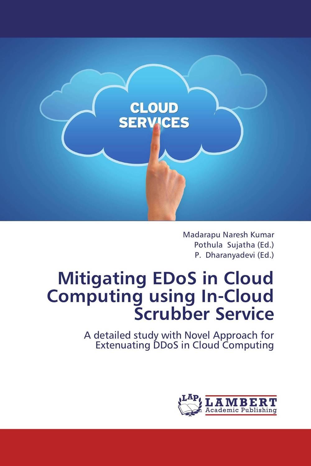Mitigating EDoS in Cloud Computing using In-Cloud Scrubber Service vinod kumar adigopula rakesh kumar and sunny deol guzzarlapudi overlay design of low volume road using light weight deflectometer