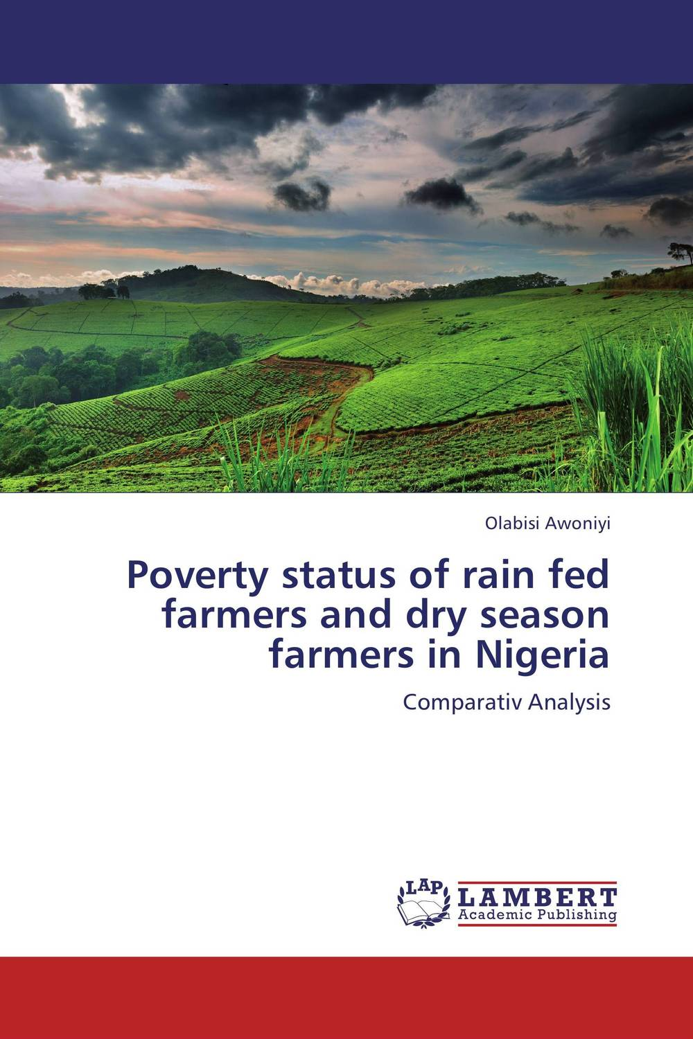 Poverty status of rain fed farmers and dry season farmers in Nigeria status of soils and water reservoirs near industrial areas of baroda