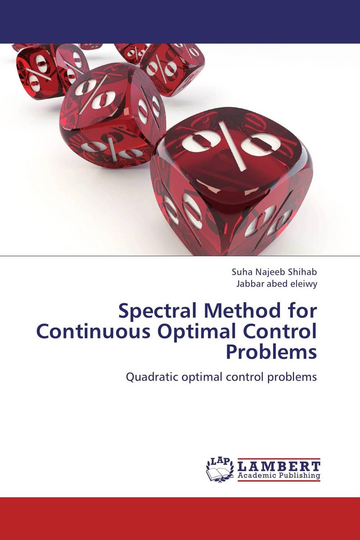 купить Spectral Method for Continuous Optimal Control Problems недорого