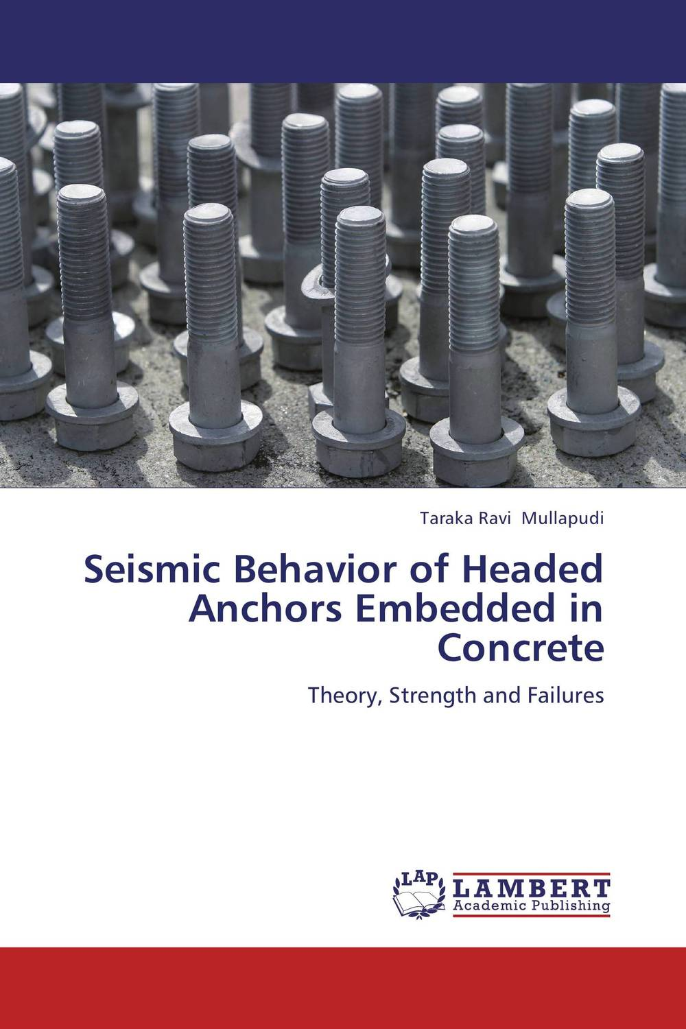 Seismic Behavior of Headed Anchors Embedded in Concrete working with concrete