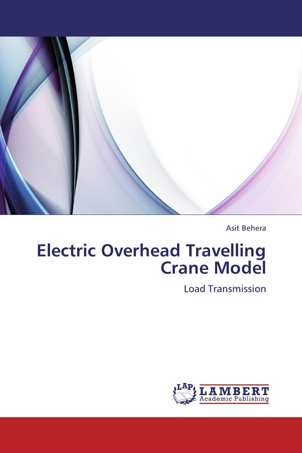 Electric Overhead Travelling Crane Model