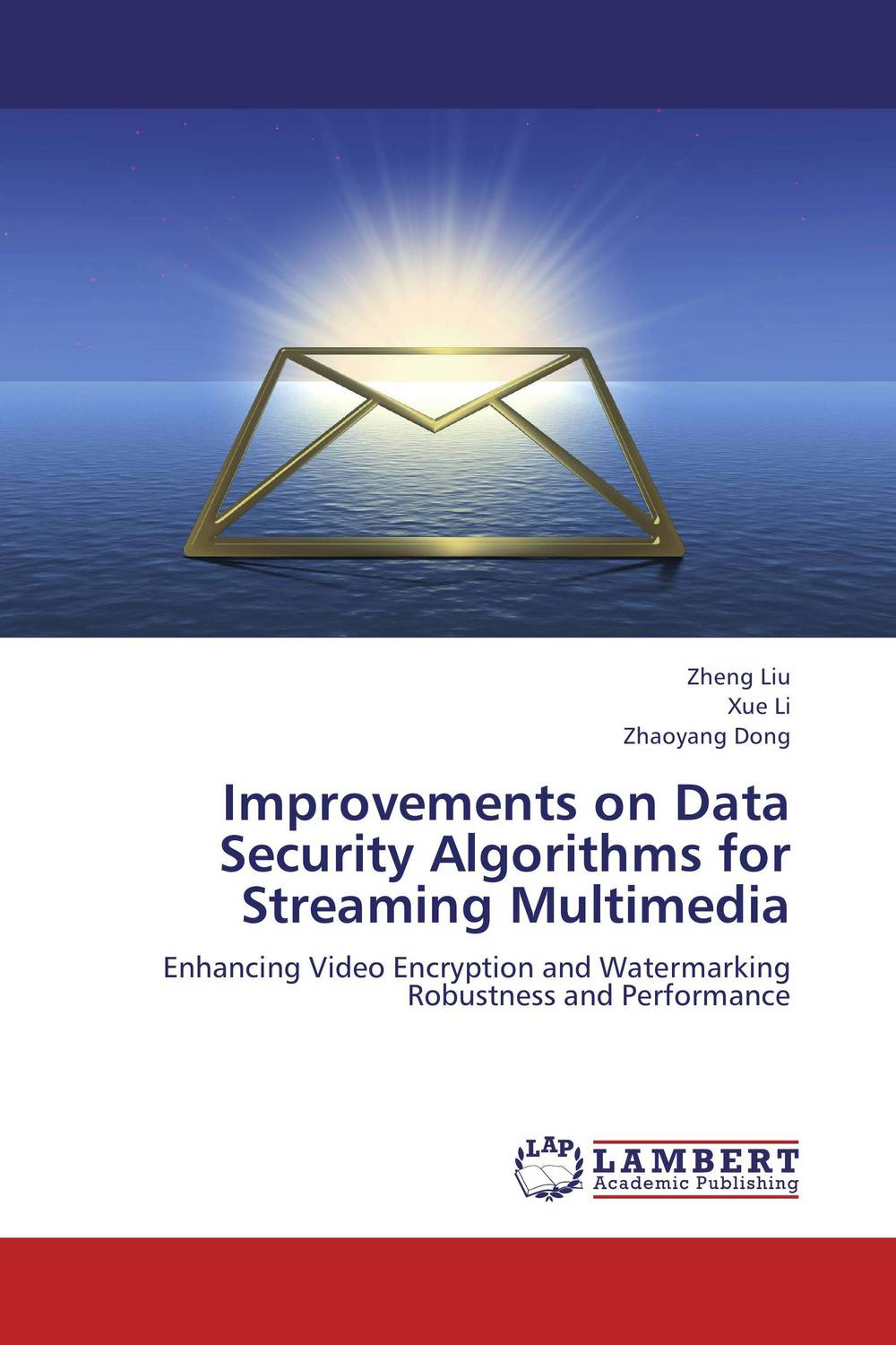 Improvements on Data Security Algorithms for Streaming Multimedia intelligent watermarking using loss less compression and rsa encryption