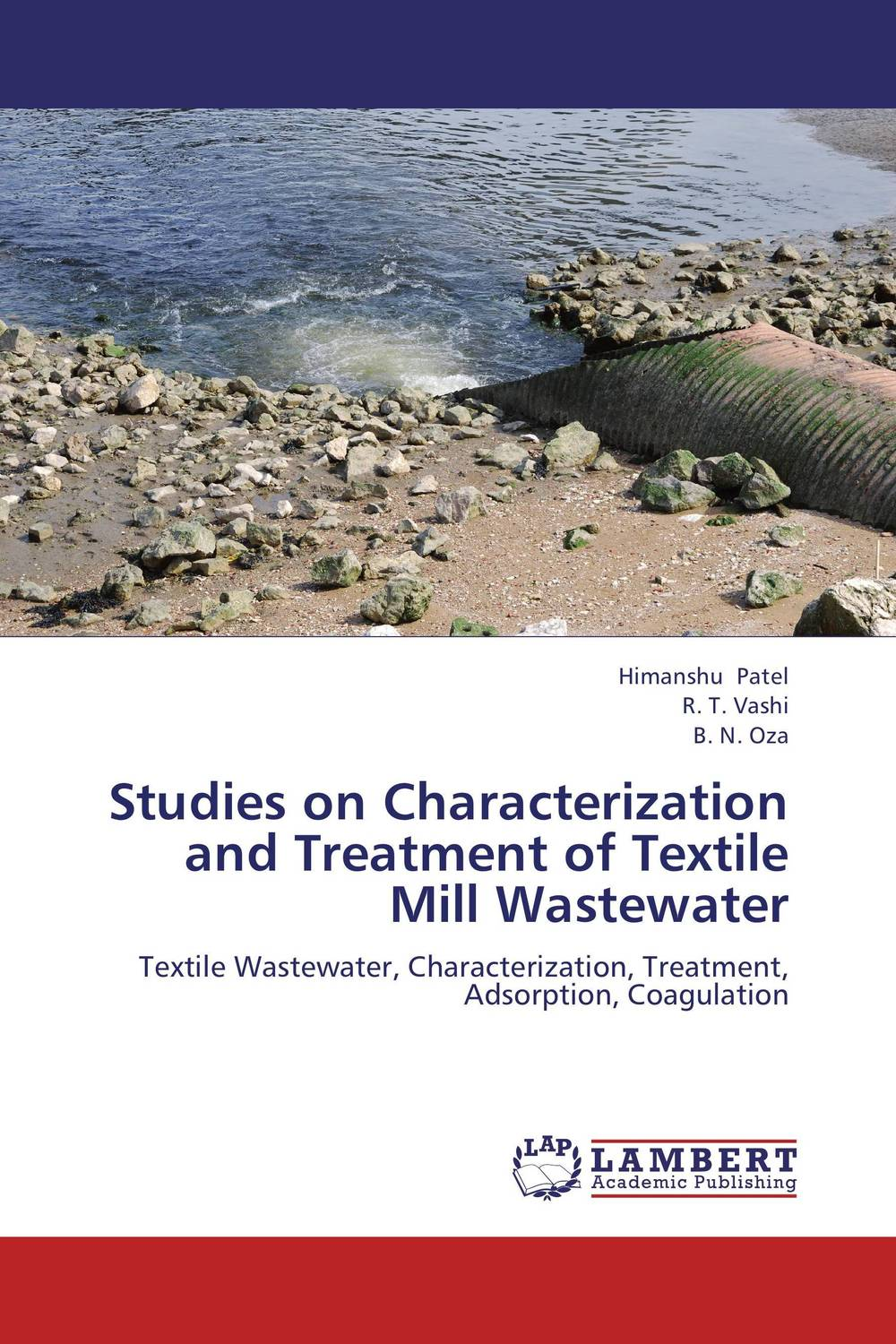 Studies on Characterization and Treatment of Textile Mill Wastewater chemical studies on toxic effects of cadmium