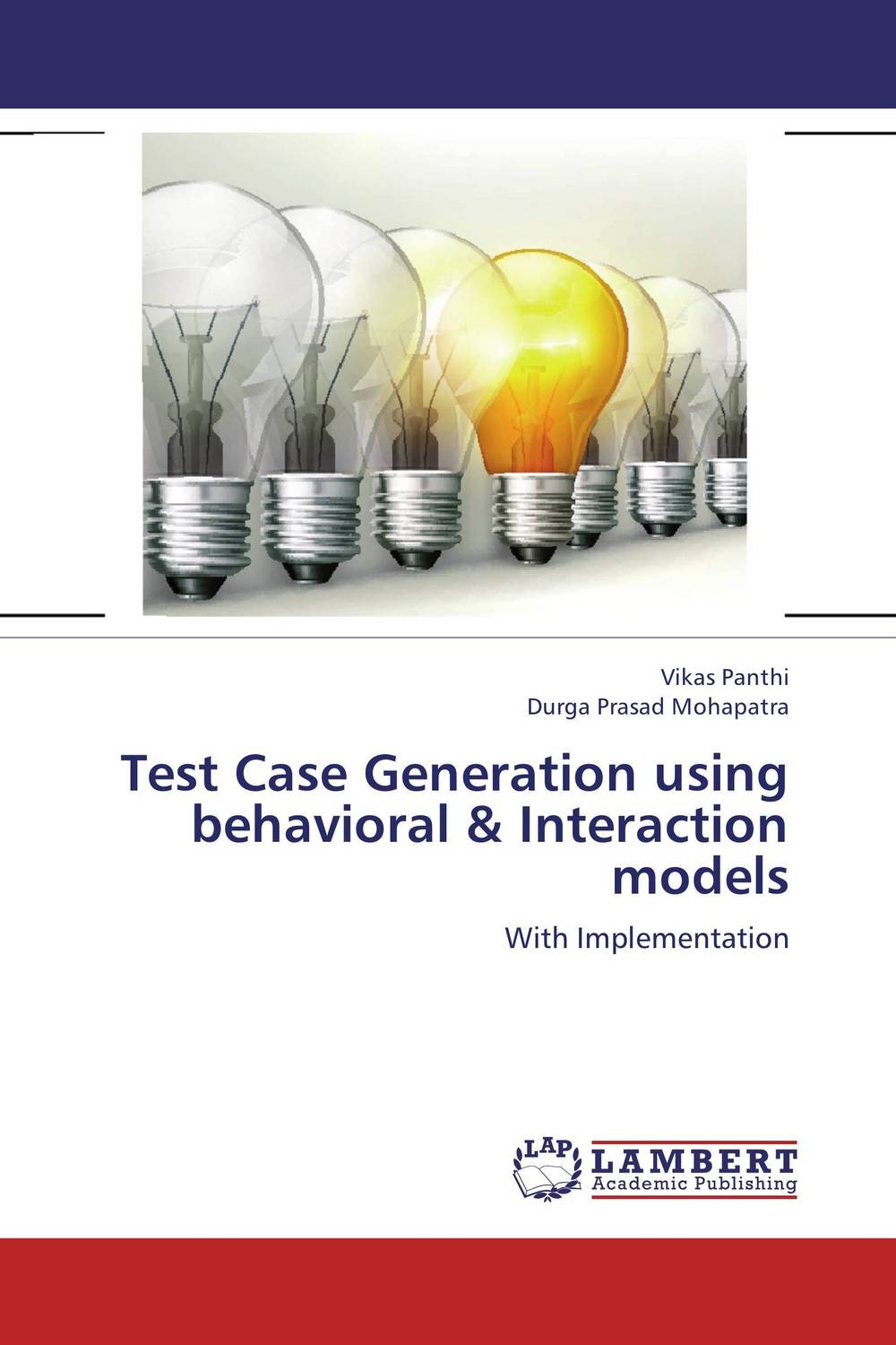 Test Case Generation using behavioral & Interaction models worst–case scenarios