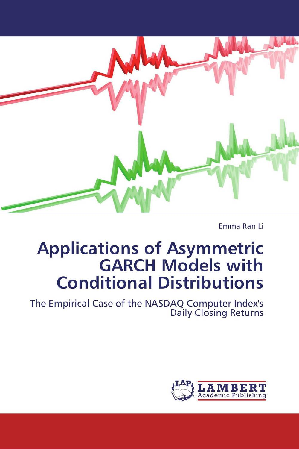 Applications of Asymmetric GARCH Models with Conditional Distributions
