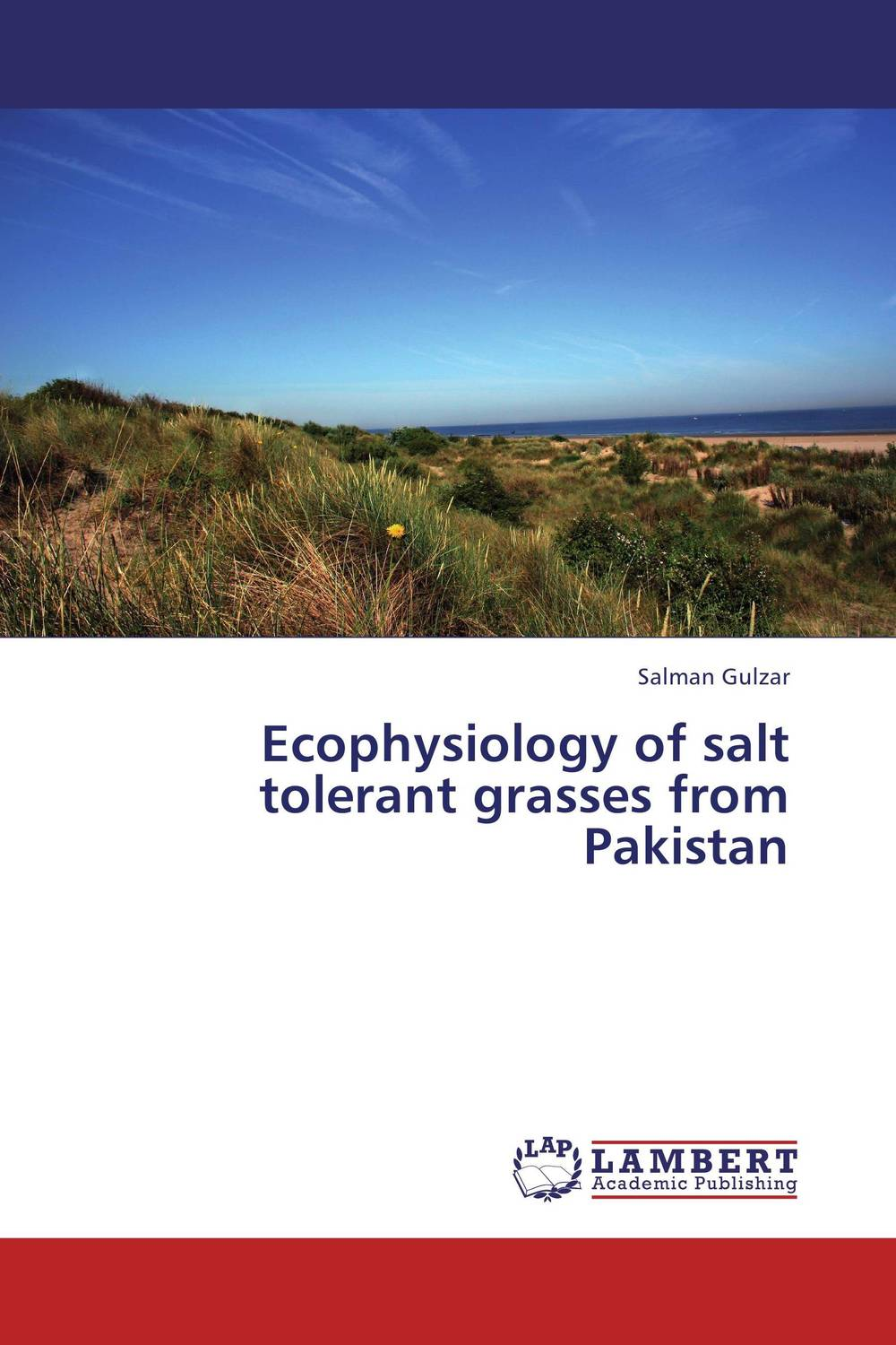Ecophysiology of salt tolerant grasses from Pakistan seed dormancy and germination