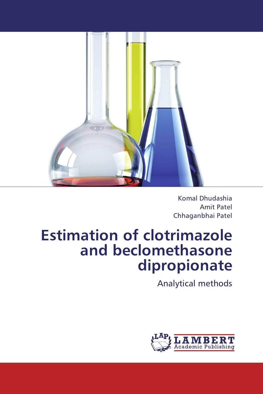 Estimation of clotrimazole and beclomethasone dipropionate shikhaa mahajan kuldeep s sodhi and jasbir singh estimation of t3 t4