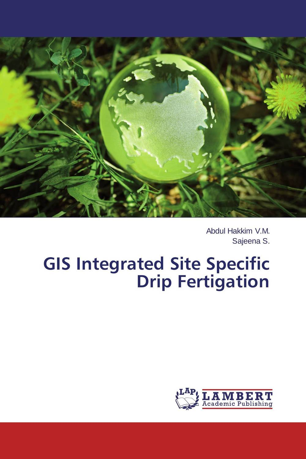 GIS Integrated Site Specific Drip Fertigation precision farming in egypt