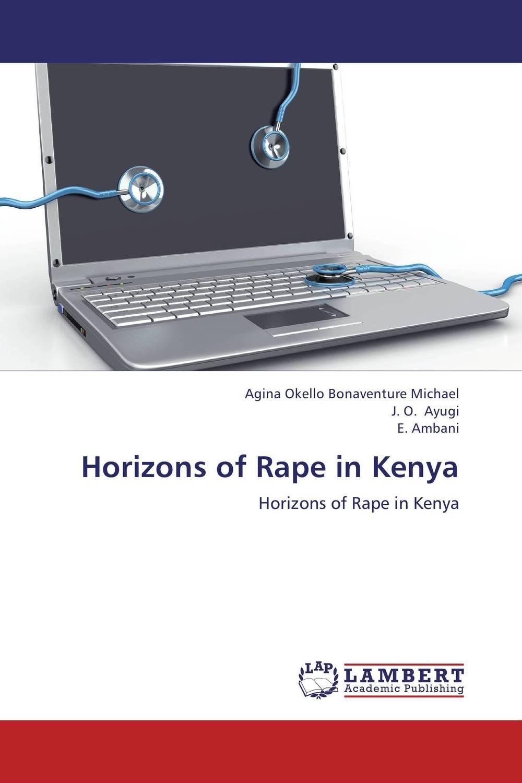 Horizons of Rape in Kenya цена и фото