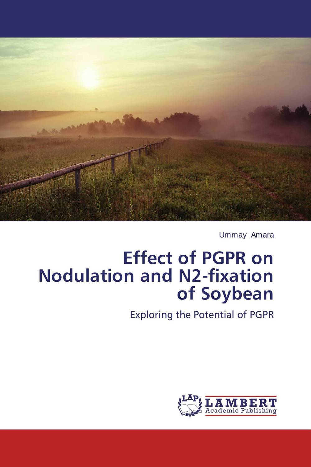 Effect of PGPR on Nodulation and N2-fixation of Soybean vishal polara and pooja bhatt effect of node density and transmission range on zrp
