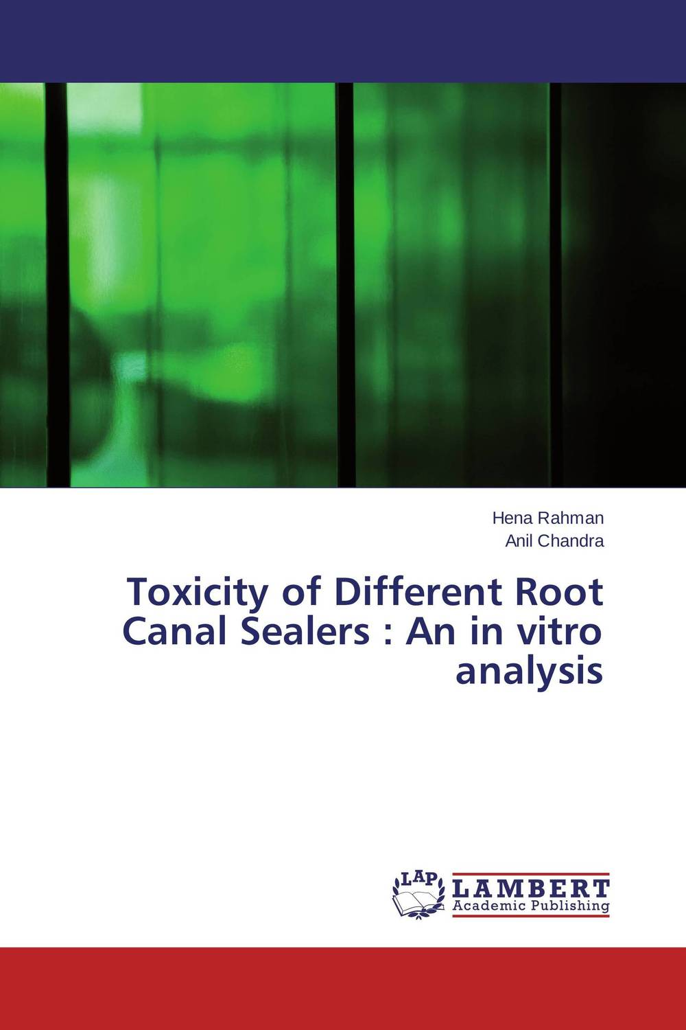 Toxicity of Different Root Canal Sealers : An in vitro analysis recent advances in root canal irrigation techniques