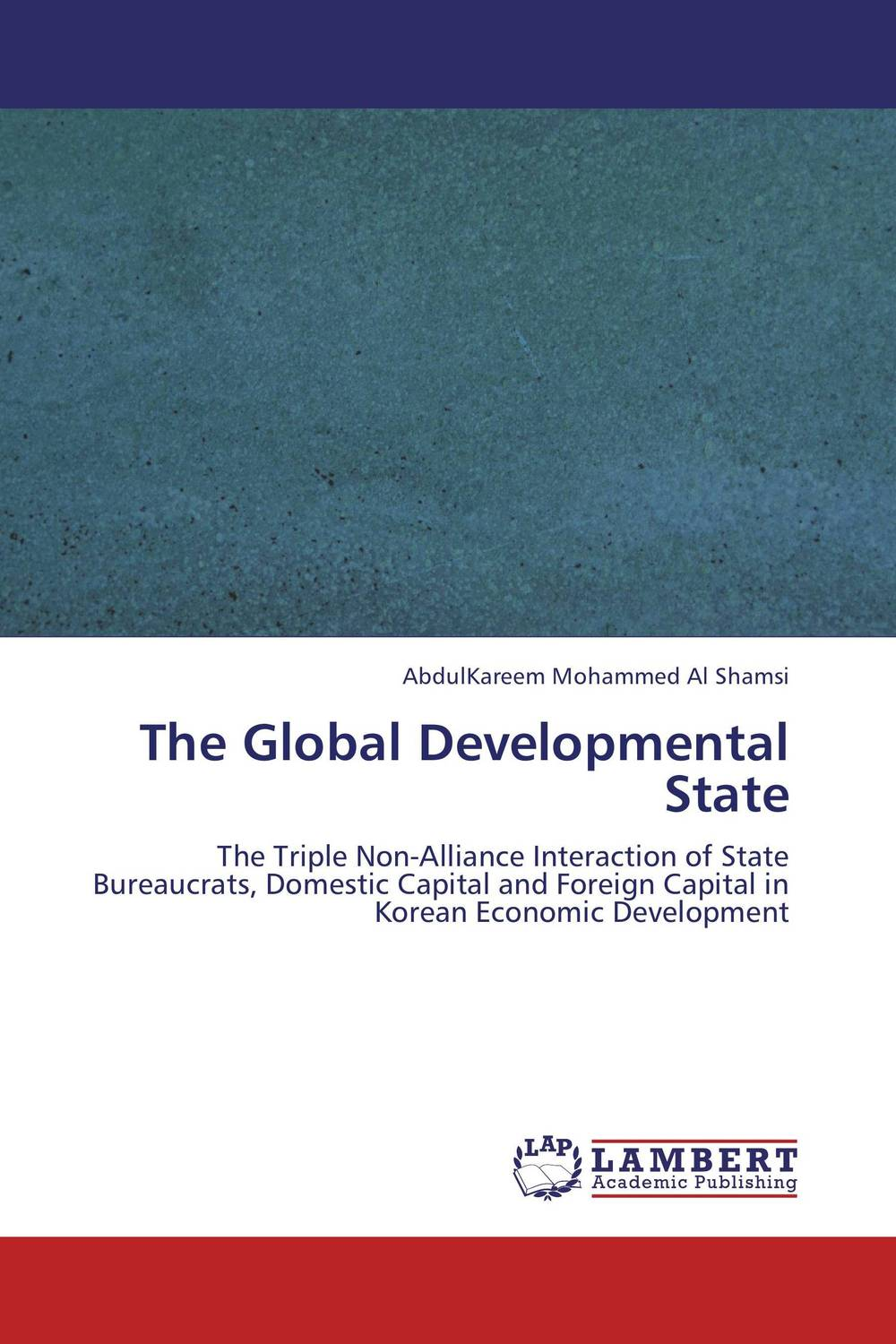 The Global Developmental State