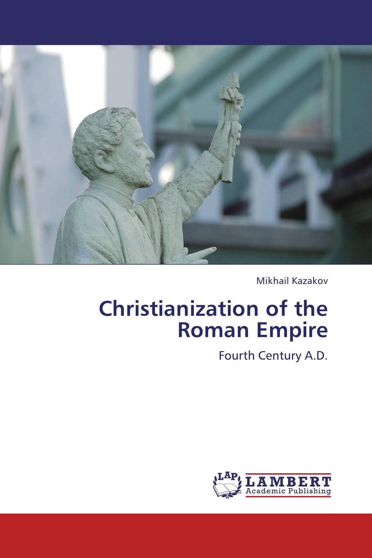 Christianization of the Roman Empire