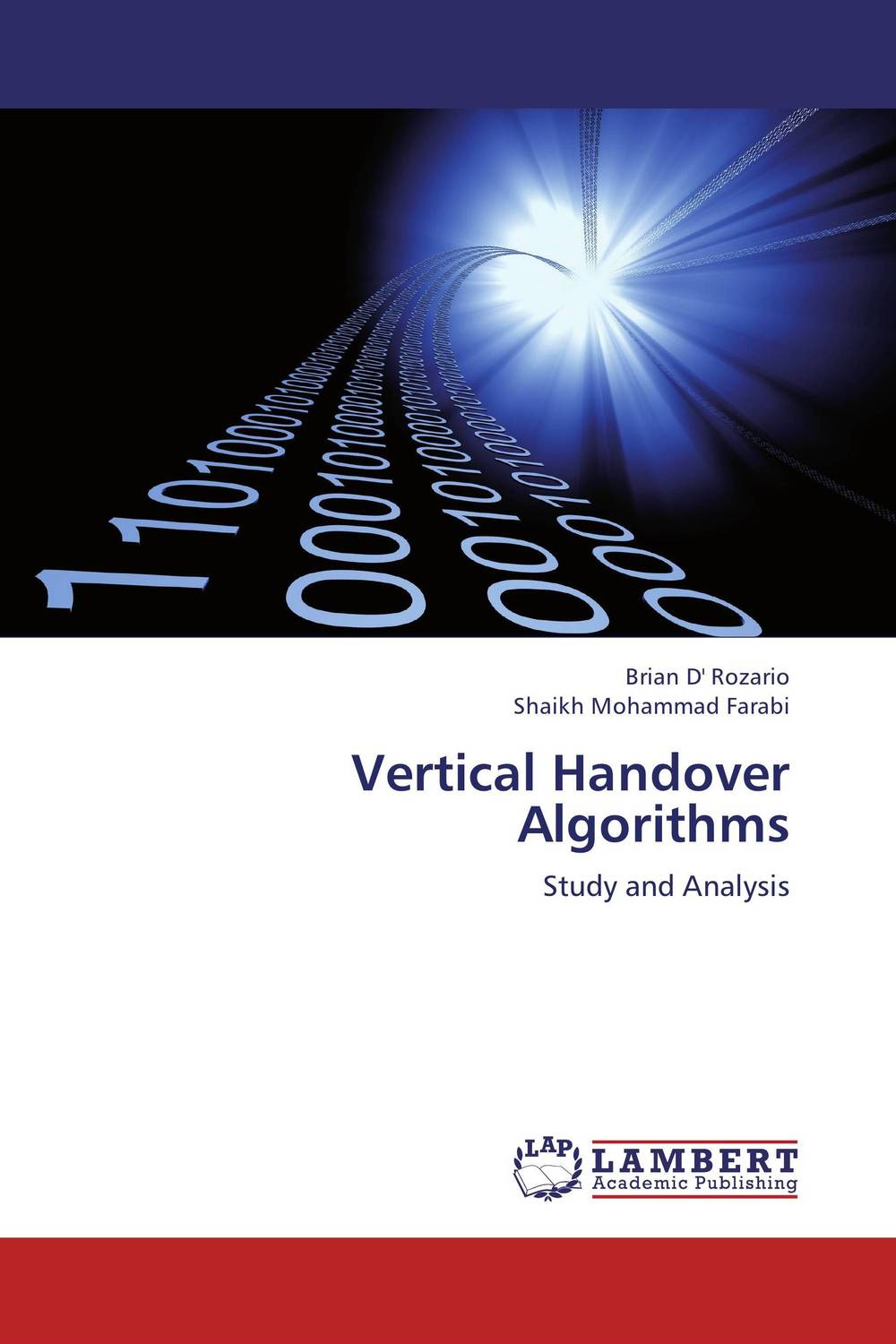 Vertical Handover Algorithms performance analysis of fdct algorithms