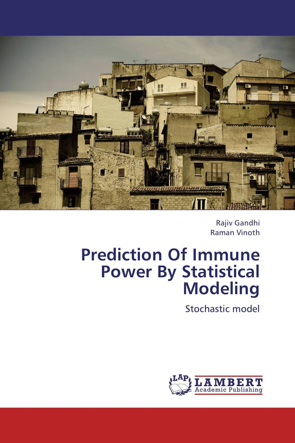 Prediction Of Immune Power By Statistical Modeling prediction