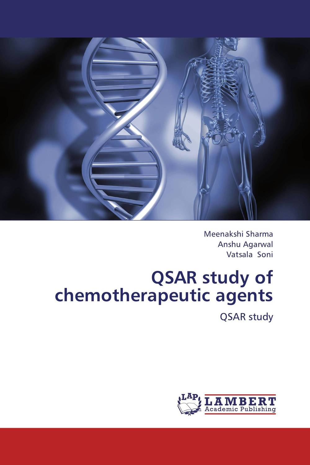 QSAR study of chemotherapeutic agents drug discovery and design