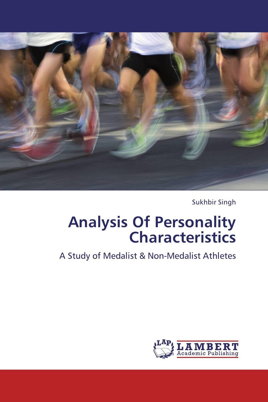 Analysis Of Personality Characteristics personality traits