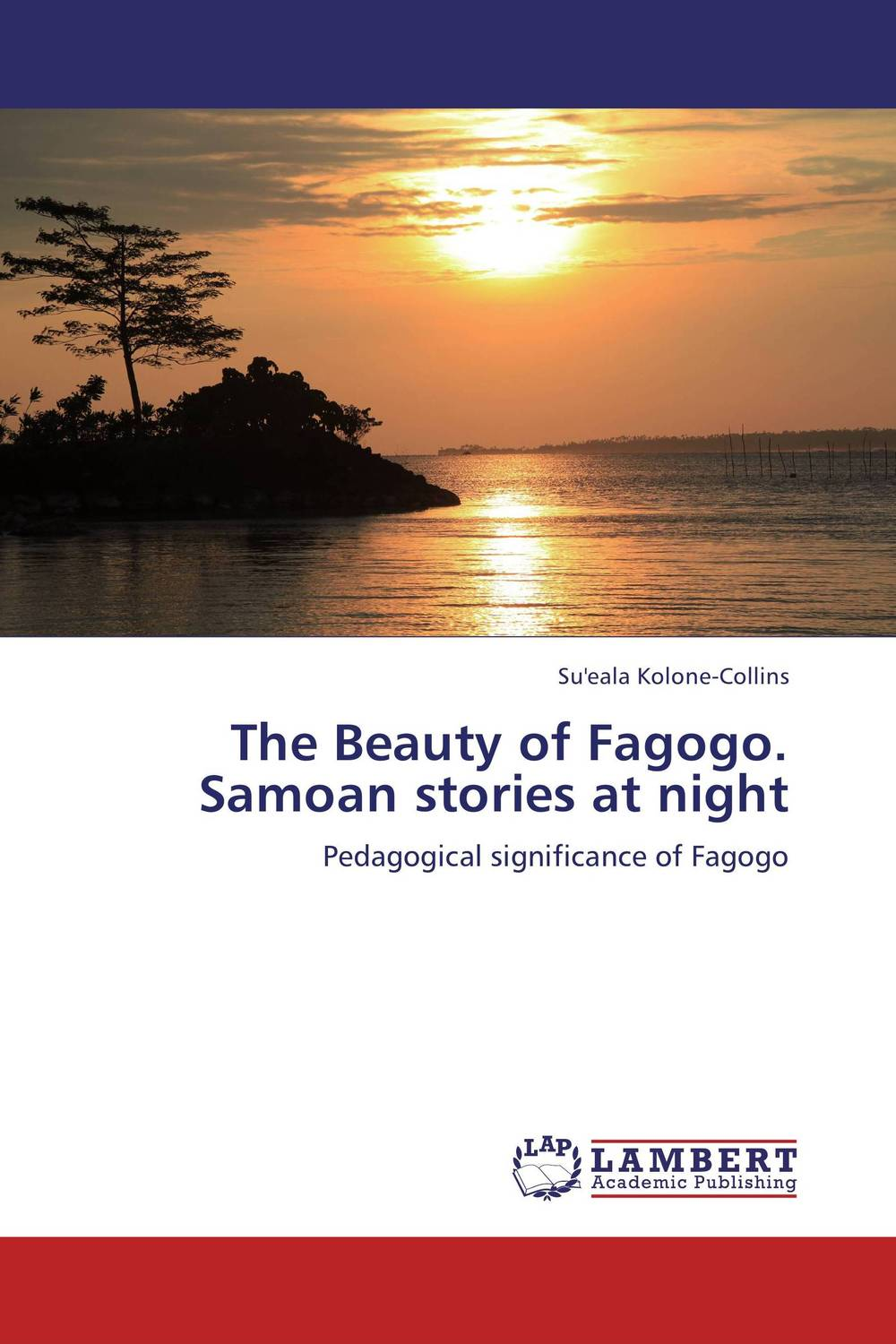 The Beauty of Fagogo. Samoan stories at night the quality of accreditation standards for distance learning