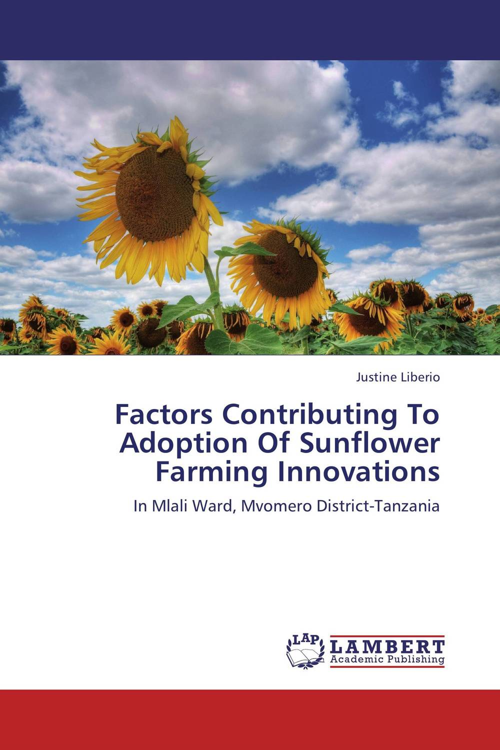 Factors Contributing To Adoption Of Sunflower Farming Innovations farm level adoption of water system innovations in semi arid areas